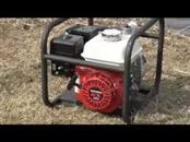 HONDA WB20X 9120 GPH, 2 IN. PORTS, 120CC SELF-PRIMING WATER PUMP